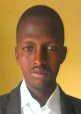 Djimet Wiche Wahili, Directeur du Tabloïd Alwihda Actualités, Tchad.