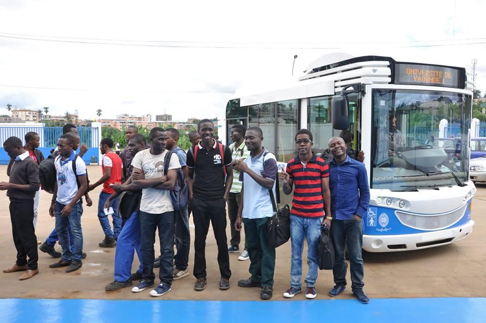 Cameroun : Les bus électriques de Bolloré Africa Logistics