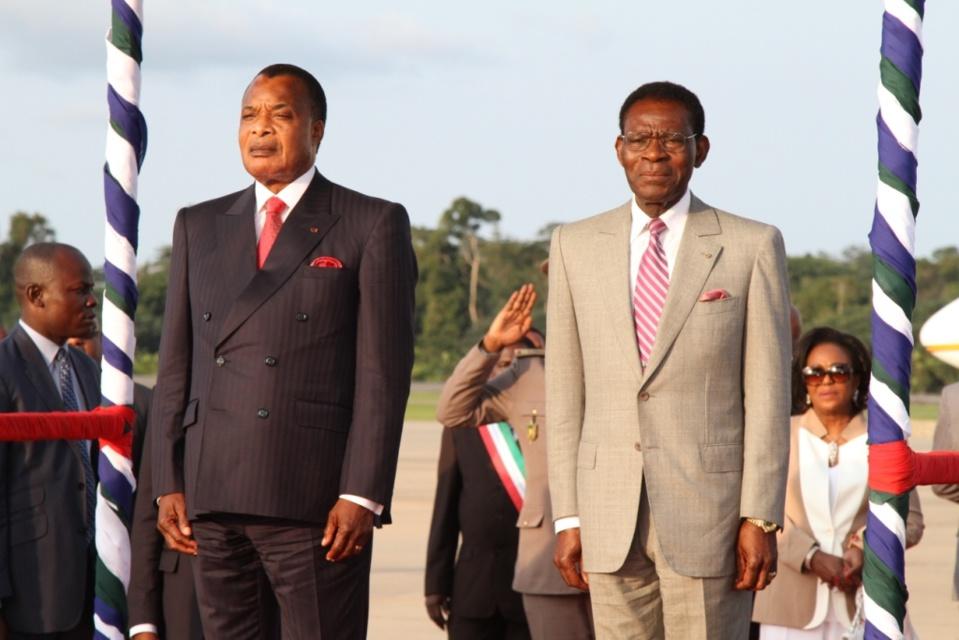 """Denis Sassou N'Guesso face à la presse guinéenne : """" il est important que les dirigeants  agissent en harmonie avec leurs peuples"""""""