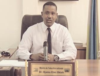 DJIBOUTI : La médiocre et inutile prestation du ministre de l'éducation à la télévisionnationale
