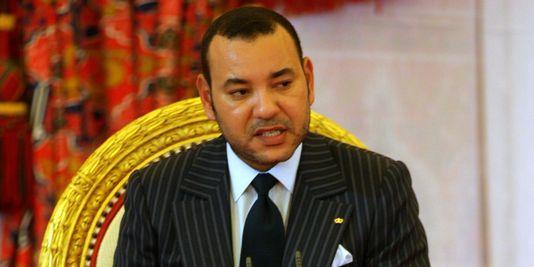 Le roi du Maroc, Mohammed VI, en mars 2006. AP/ABDELJALIL BOUNHAR