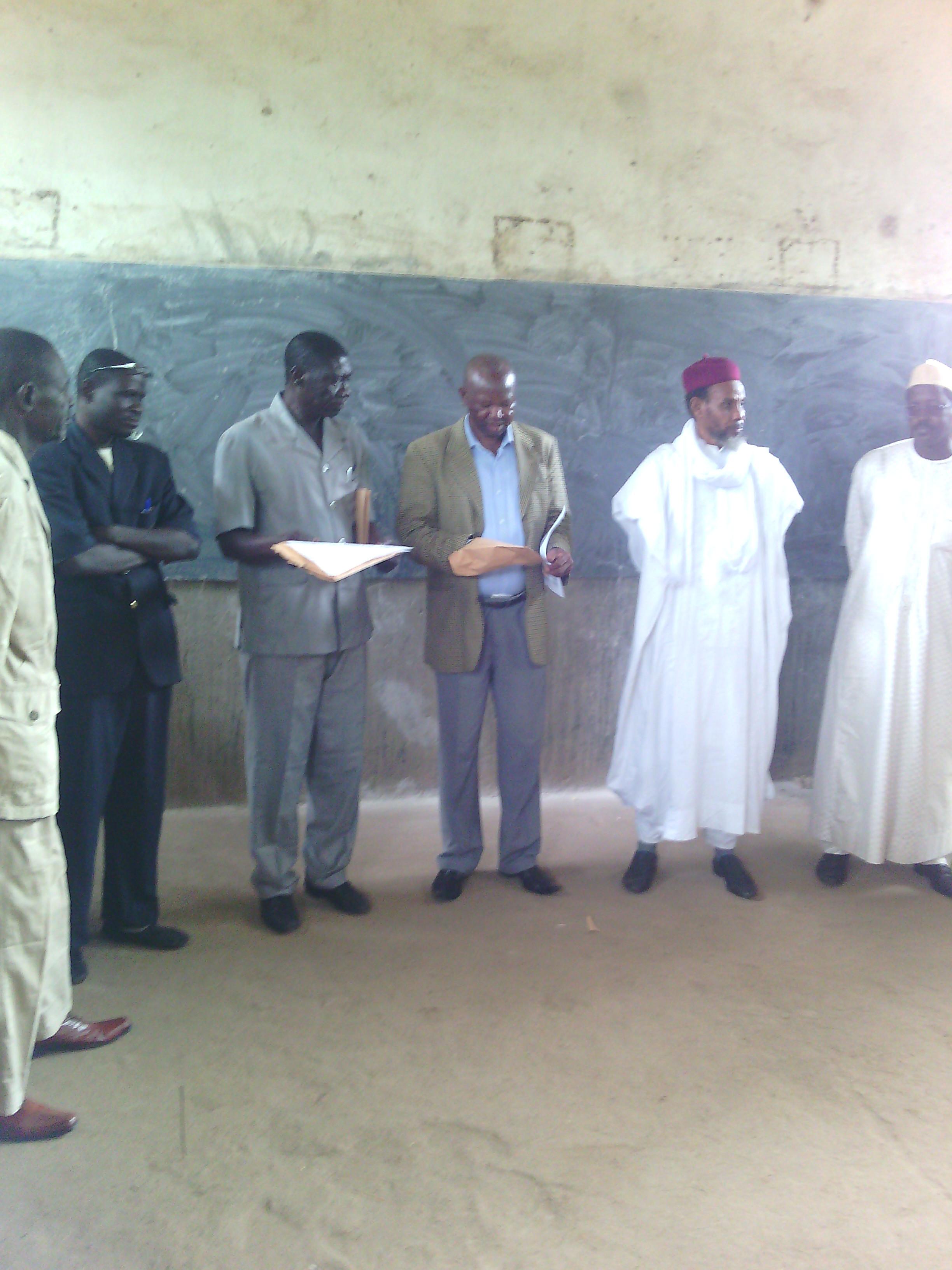 Tchad: Lancement du concours de l'INJS à Am Timan. Alwihda Info/R.I.