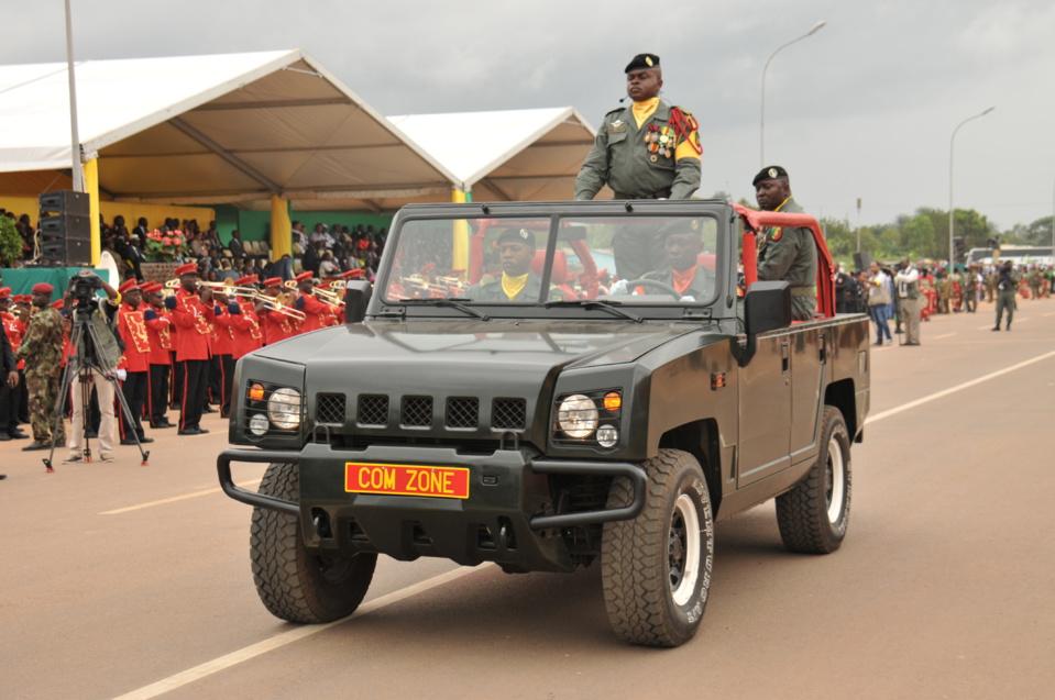 55 ans de l'indépendance du Congo : une adhésion massive des forces vives de la nation au défilé militaire et civil