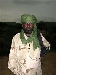 Le colonel Fizani Mahadjir échappe à un missile de l'armée gouvernementale tchadienne