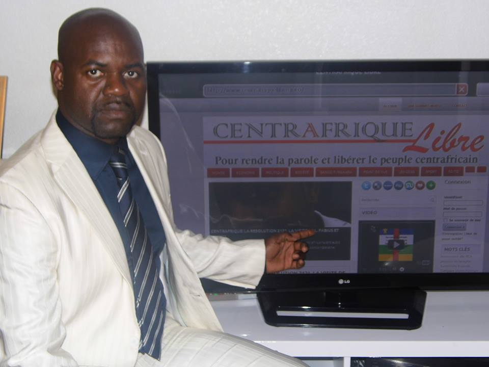 Wilfried Maurice Sebiro et sa « Centrafrique libre »
