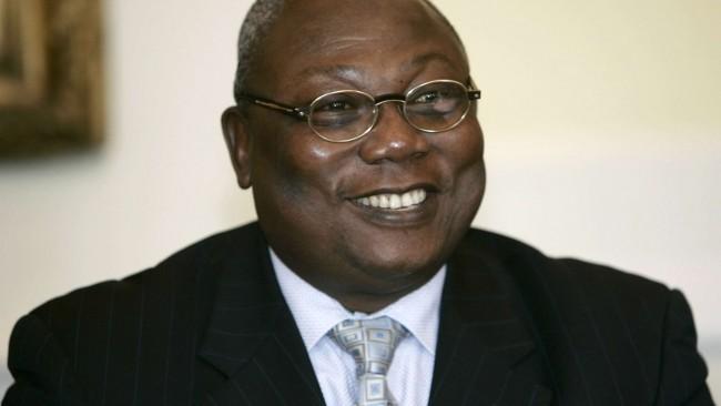 Martin Ziguélé