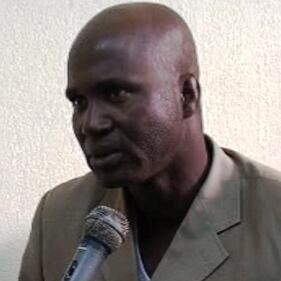 L'ancien chef de la section guinéenne de la CITES, Ansoumane Doumbouya.
