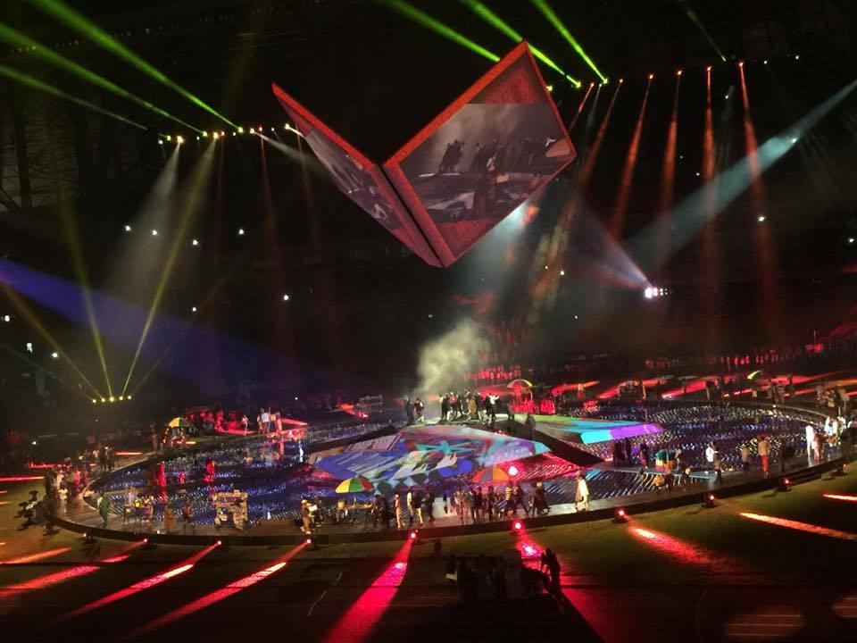 11 èmes jeux africains à Brazzaville : l'Egypte sur la haute marche du podium avec 76 médailles en or