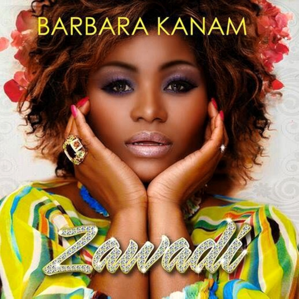 "Musique: ""Zawadi"" le nouvel album de la diva Barbara Kanam"