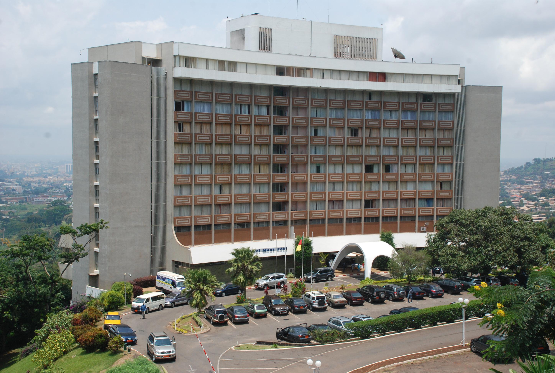 L'hôtel Mont Febé de Yaoundé: l'un des rares établissements de référence de la capitale camerounaise..
