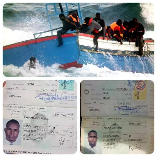 Naufrage de migrants en Égypte : Des Djiboutiens parmi les victimes, les autorités aphones.