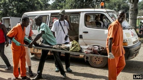 Centrafrique : Le bilan des violences à Bangui bien plus lourd que celui annoncé, 61 morts et plus de 300 blessés