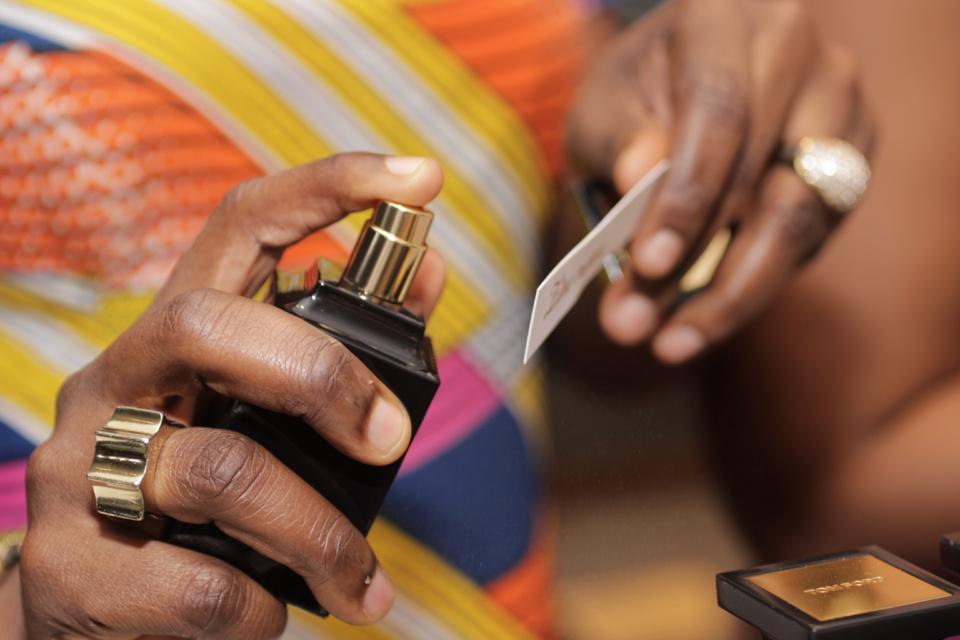 Cosmétique : Tom Ford à Abidjan
