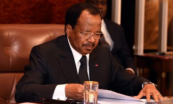 """Paul Biya: """"Nous avons un plan d'urgence pour répondre aux besoins qui ne peuvent attendre""""."""