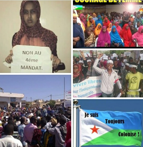 DJIBOUTI : Journée Africaine de la Jeunesse dans la répression