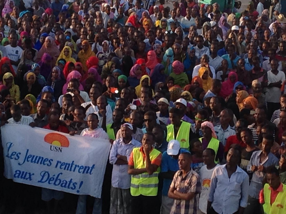 DJIBOUTI : Vers une insurrection populaire ?