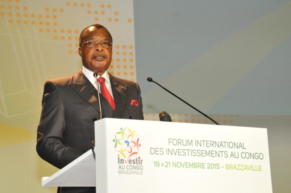 Développement économique : Les opportunités d'affaires du Congo présentées aux investisseurs réunis à Brazzaville