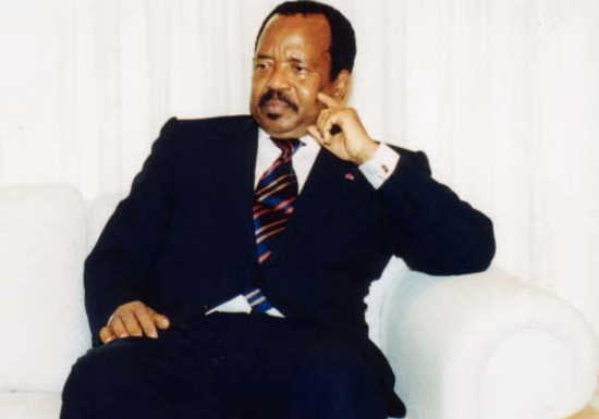 Paul Biya en attente du dossier