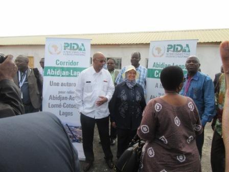 Visite du corridor Abidjan- Lagos.