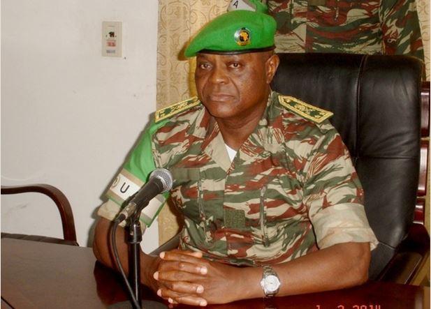 La MINUSCA regrette le décès du commandant de la force, le Général Martin Chomu Tumenta