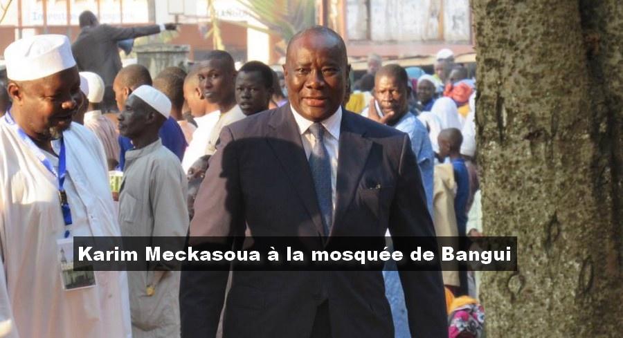 Centrafrique : Visite réussie du Pape au PK5 à Bangui, les en dessous d'un succès !
