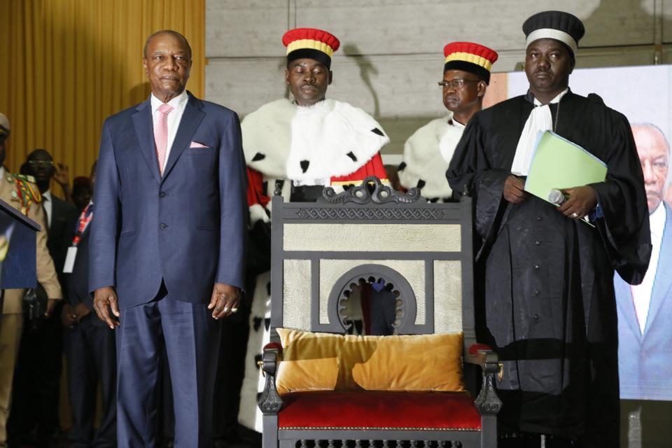 Alpha Condé : de nouveaux engagements vis-à-vis du peuple guinéen