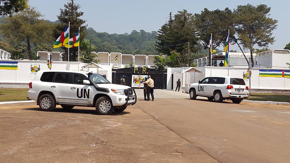 Centrafrique : La MINUSCA met en garde contre toute perturbation du processus électoral. Crédit photo : Sources