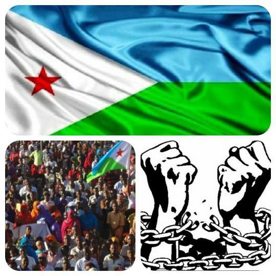 DJIBOUTI : Même dos au mur, il y a ceux qui jamais ne se retournent...