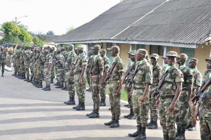 Côte d'Ivoire : Une réduction de l'effectif de l'armée envisagée