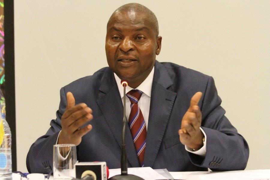 Faustin TOUADERA. Mon bilan en qualité de premier ministre expliqué au Centrafricain lambda.