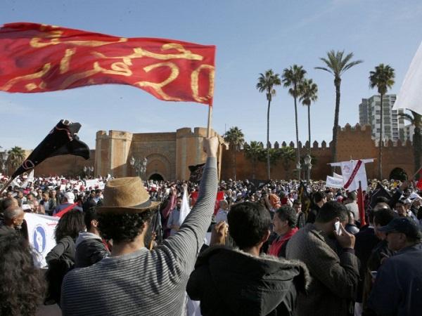 Maroc : Les enseignants stagiaires manifestent une nouvelle fois à Rabat