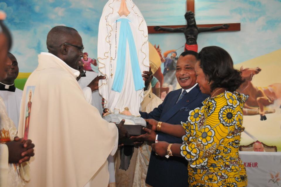 Inauguration de l'église de Madibou à Brazzaville : Une concrétisation de l'engagement de Denis Sassou N'Guesso
