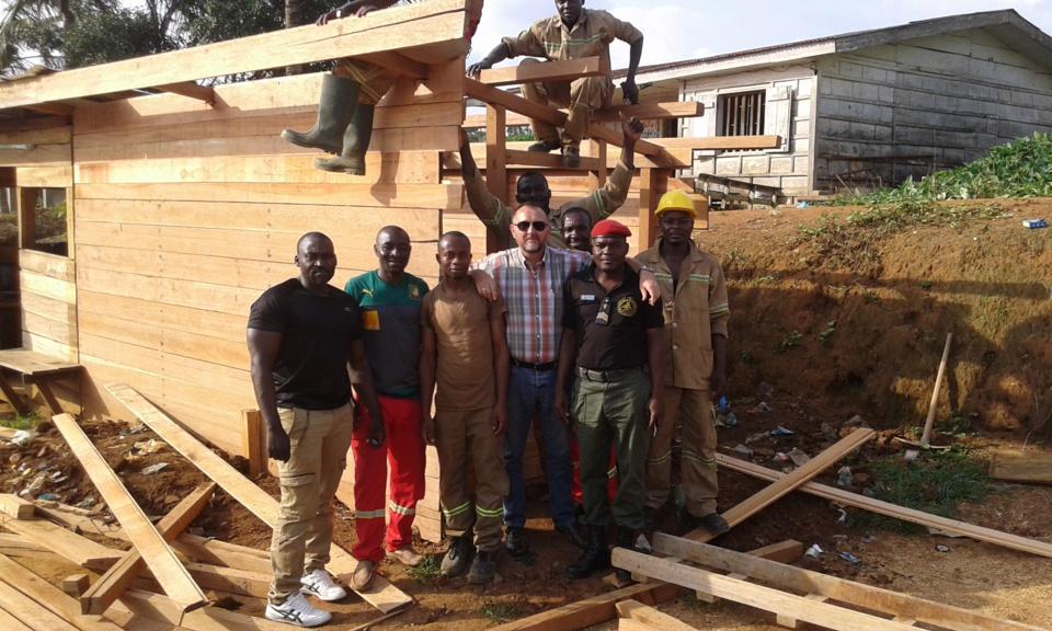 Actes citoyens : Réalisations sociales de la Société FIPCAM dans la Mefou et Afamba au Cameroun