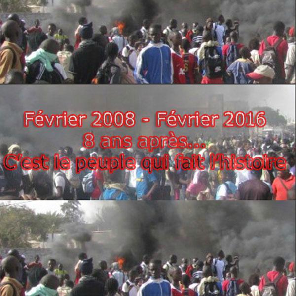 8ème édition de la semaine des martyrs : Hommage aux Camerounais assassinés lors des émeutes de février 2008 et aux héros indépendantistes Camerounais