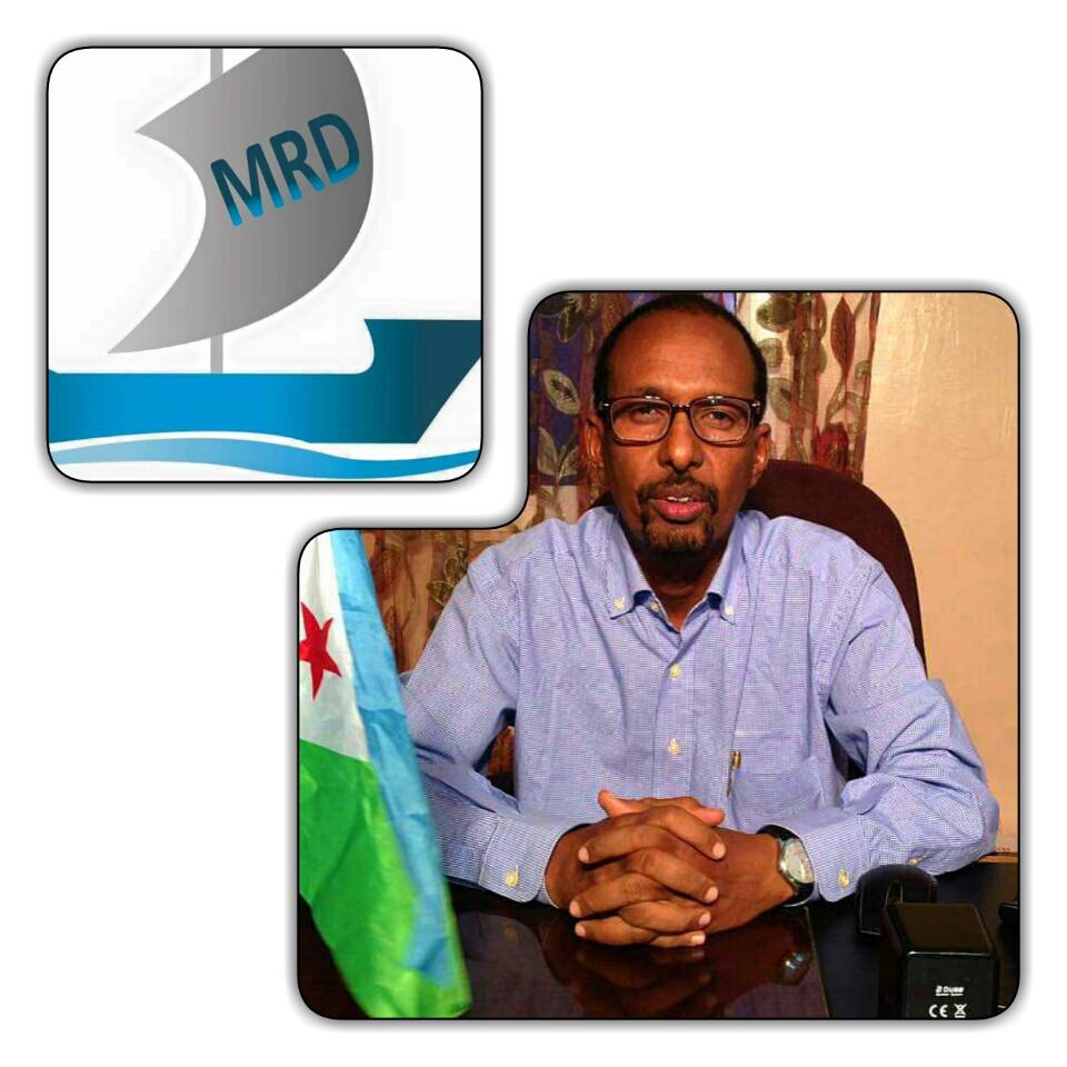 DJIBOUTI : Message de Daher Ahmed Farah aux Djiboutiens