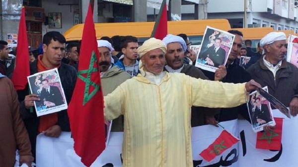 Rabat : Plus de 3.000.000 marocains ont marché contre Ban Ki-moon