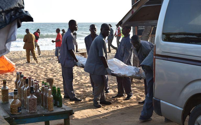 Côte d'Ivoire : Les terroristes frappent à Grand-Bassam, 22 morts au total
