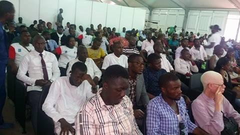 Les consommateurs venus des dix régions du Cameroun