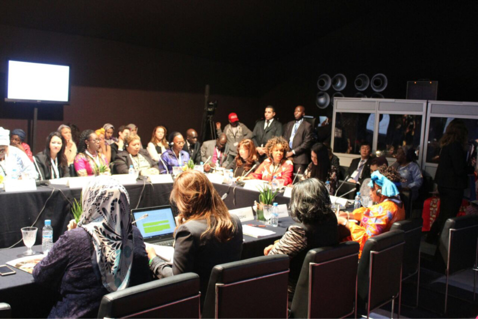 Les femmes africaines : Acteurs clefs de la structuration et de la gouvernance de l'Afrique. Alwihda Info/D.W.