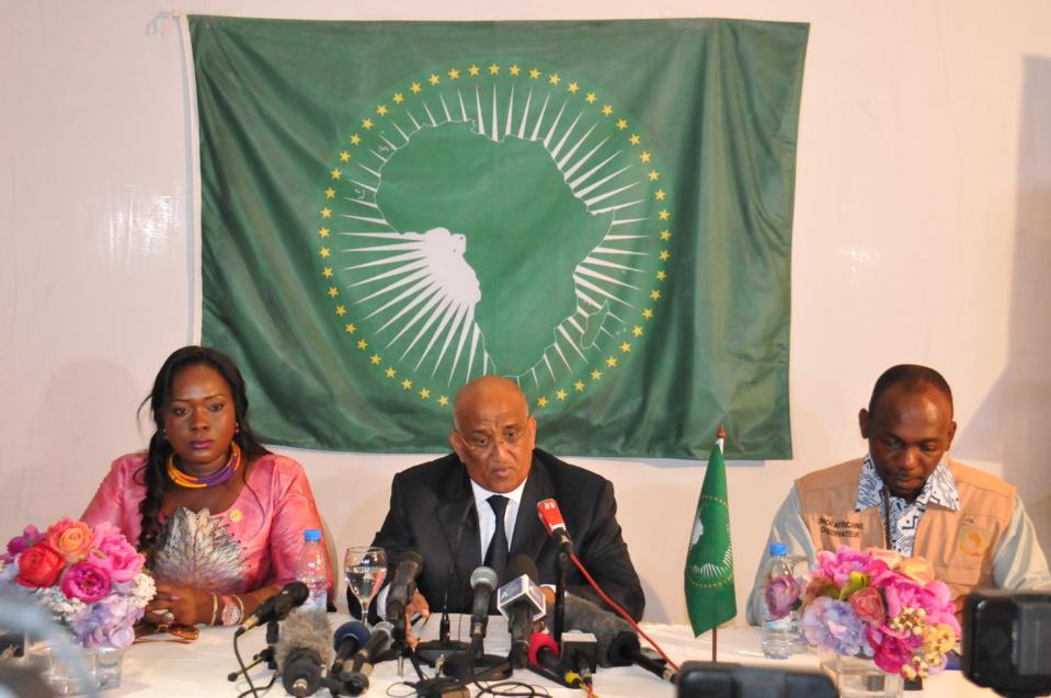 Présidentielle du 20 mars 2016 : Les observateurs de l'Union Africaine relèvent des avancées politiques notables
