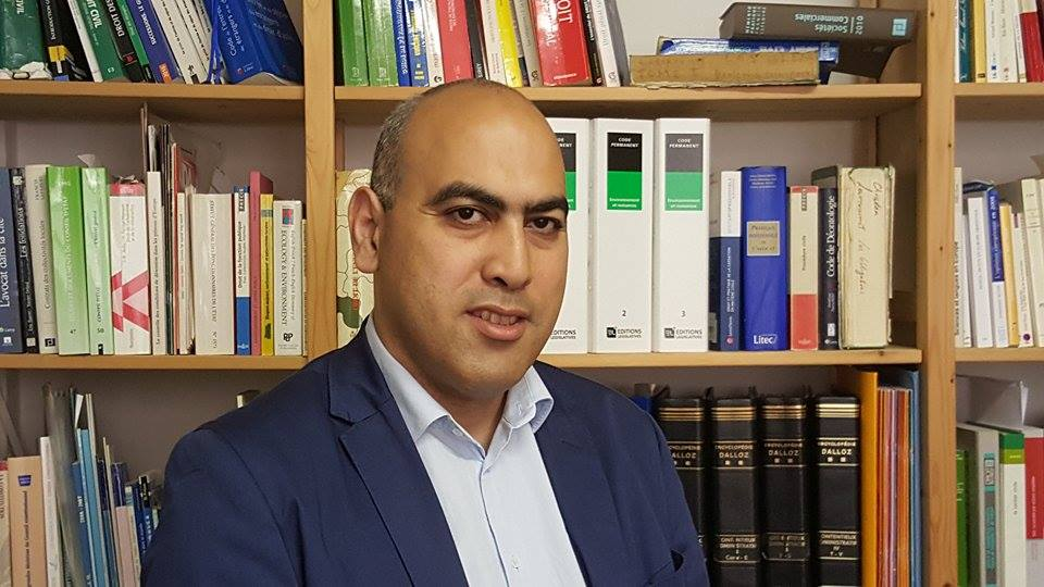 Me Fayçal Megherbi, avocat au Barreau de Paris