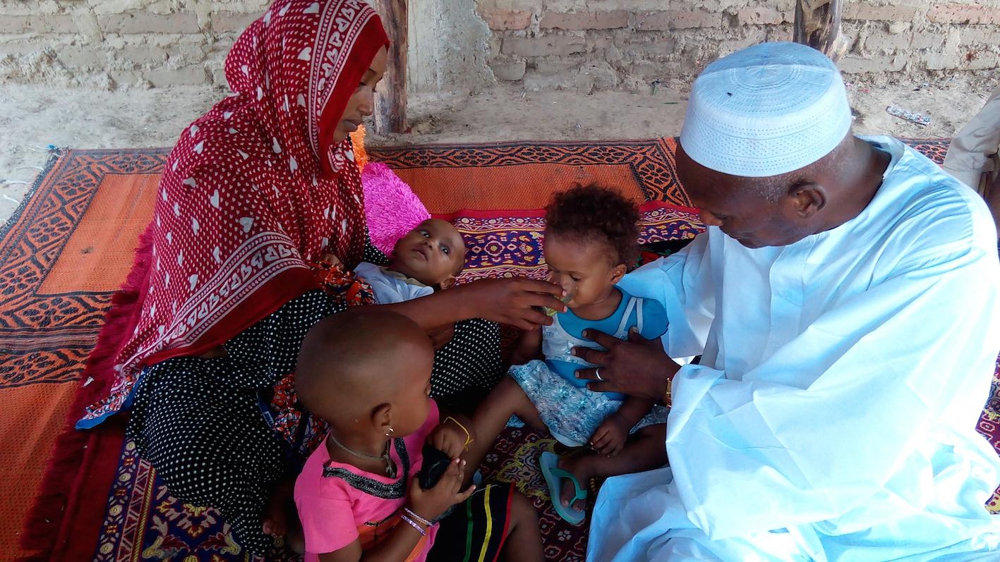 (Crédit Photo: Malaria Consortium, Tchad 2015)