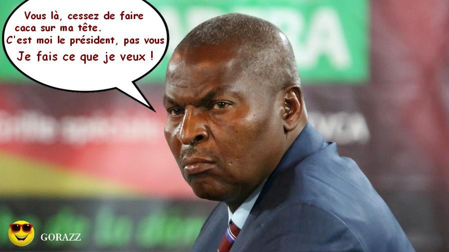 BLOG/ Faustin Touadera a-t-il les capacités pour gérer la Centrafrique ?