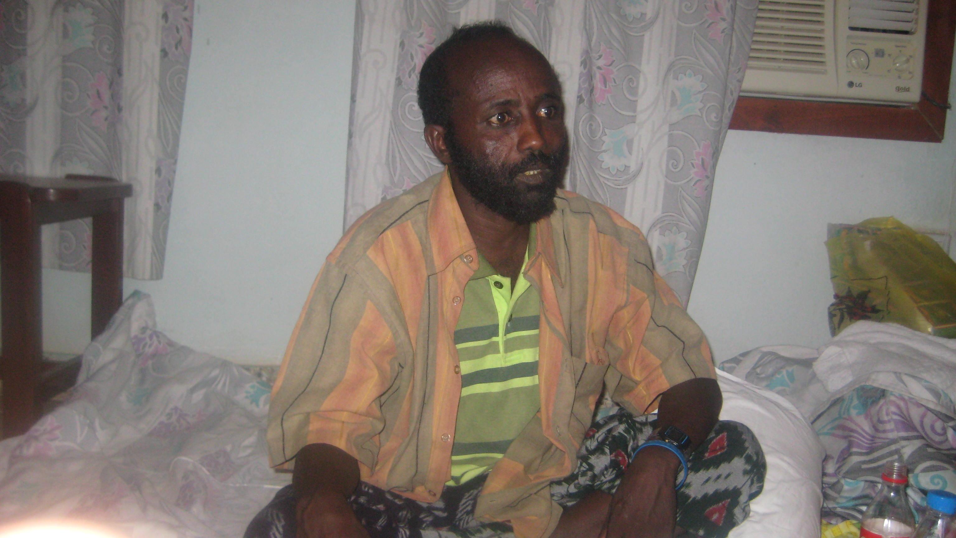 Mohamed Ahmed Edou, dit JABHA, le plus ancien prisonnier politique Djiboutien
