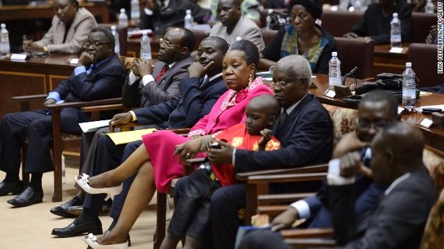 L'ex-Présidente de la Transition centrafricaine, Catherine Samba Panza. Crédit photo : Sources