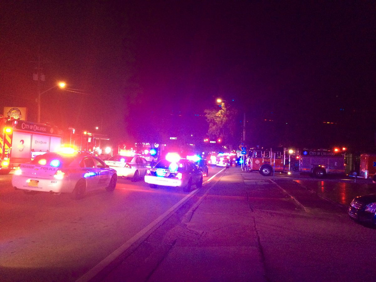 États-Unis :  Plus de 52 morts dans une attaque terroriste dans une boîte de nuit gay