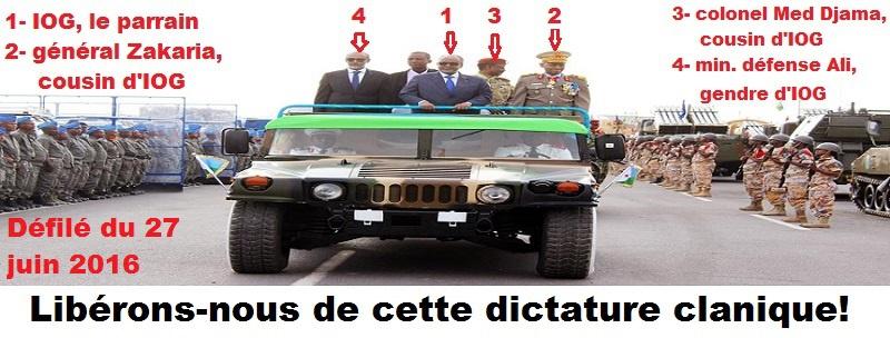 Manifeste pour une seconde indépendance à Djibouti