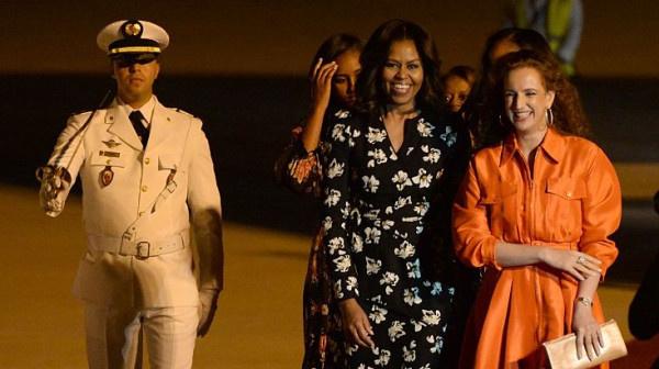 Maroc : Michelle Obama à Marrakech pour promouvoir la scolarisation des filles