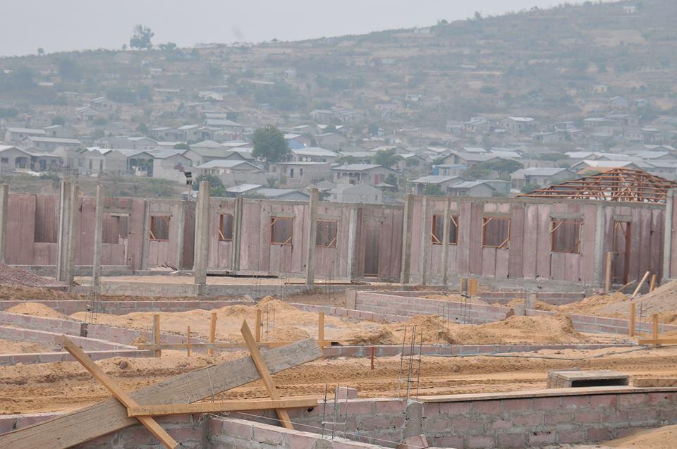 """Logements""""made in Congo"""" : Claudia Sassou N'Guesso lance un projet créateur d'emplois à Brazzaville"""