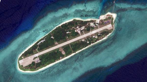 Le changement de statut d'îles en récifs est une déformation des faits